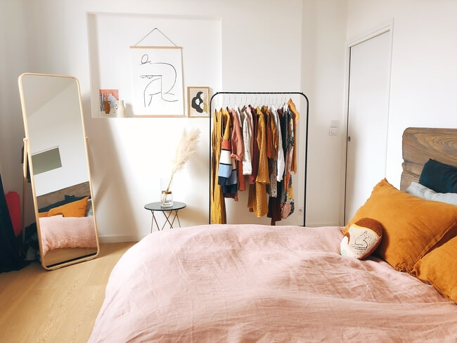 親ばなれのための一人暮らしの部屋